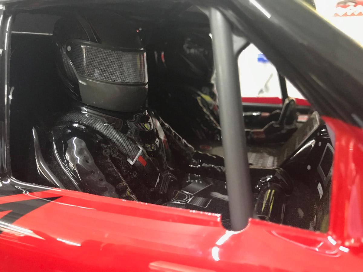 Unlimited Desert Racer - Rigid