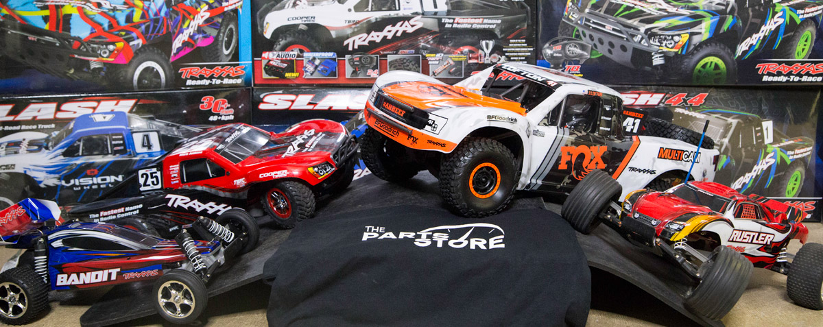 Traxxas RC Cars & Trucks