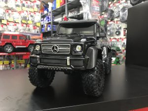 TRX-6 Mercedes-Benz 6x6