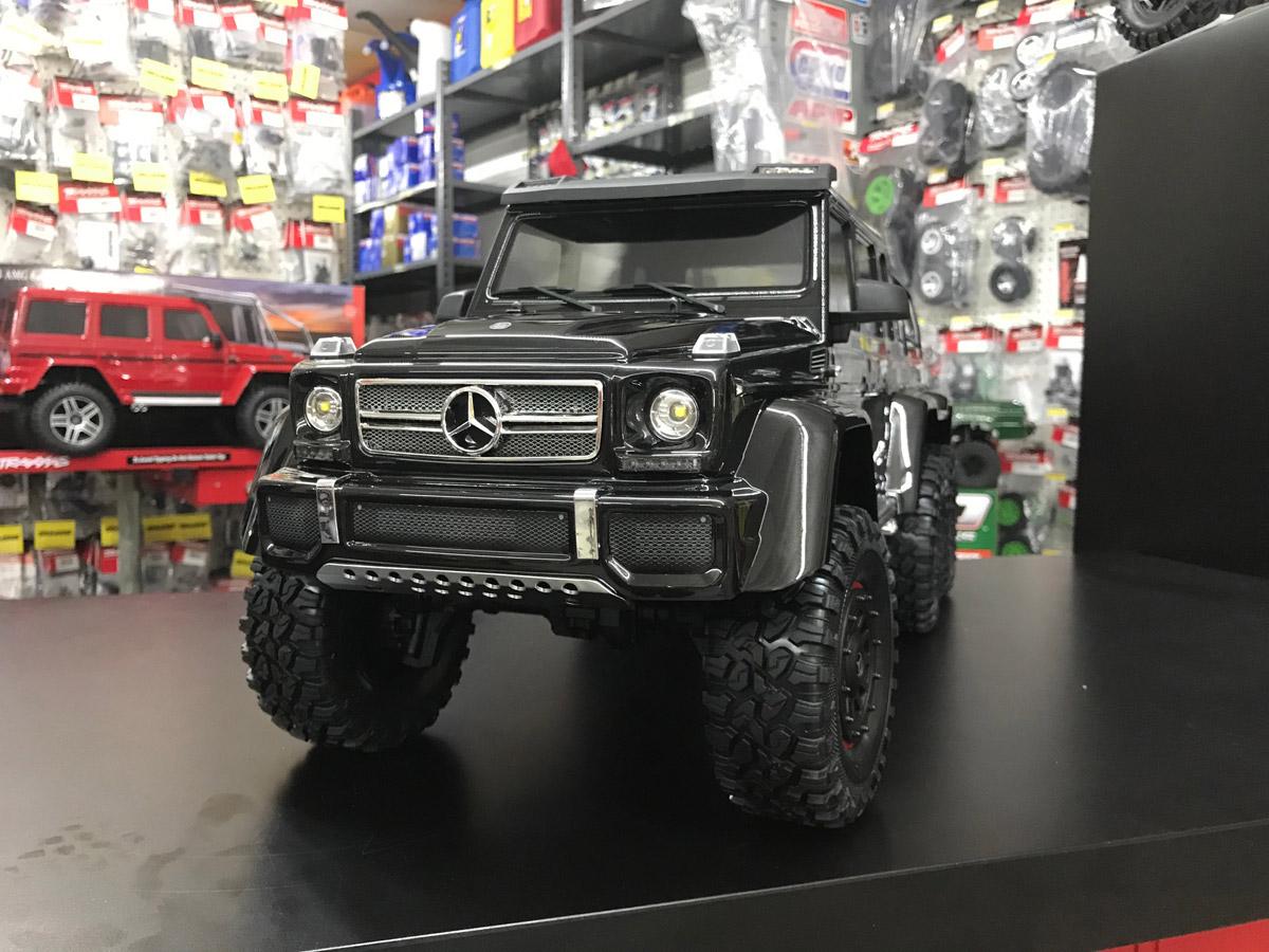 TRX-6 Mercedes-Benz 6x6